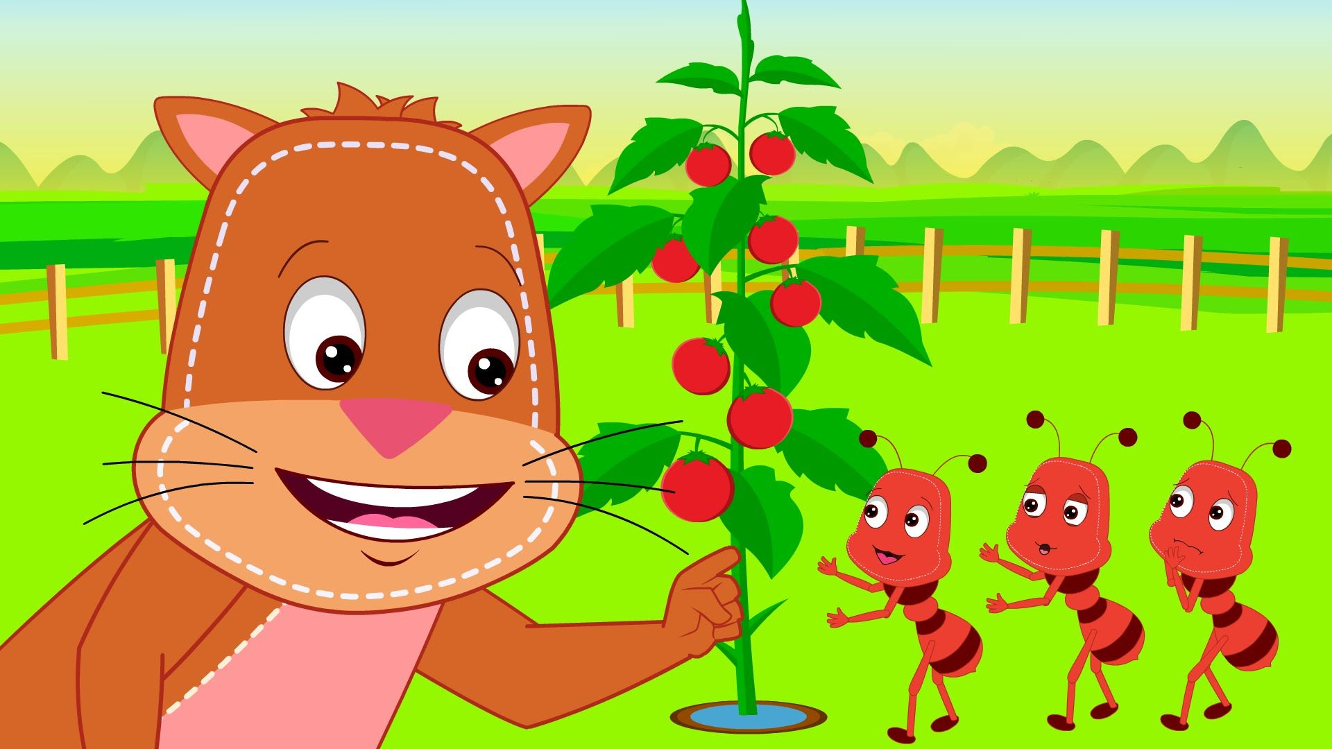 Teach children the numbers in this fun filler series of number ...