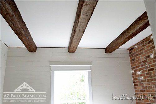 Ceiling Ideas Faux Wood Beam Az Beams