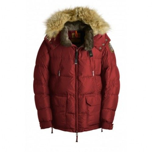 parajumpers masterpiece right hand parka heren jas; parajumpers heren jassen kopen parajumpers maine heren jassen rood sale
