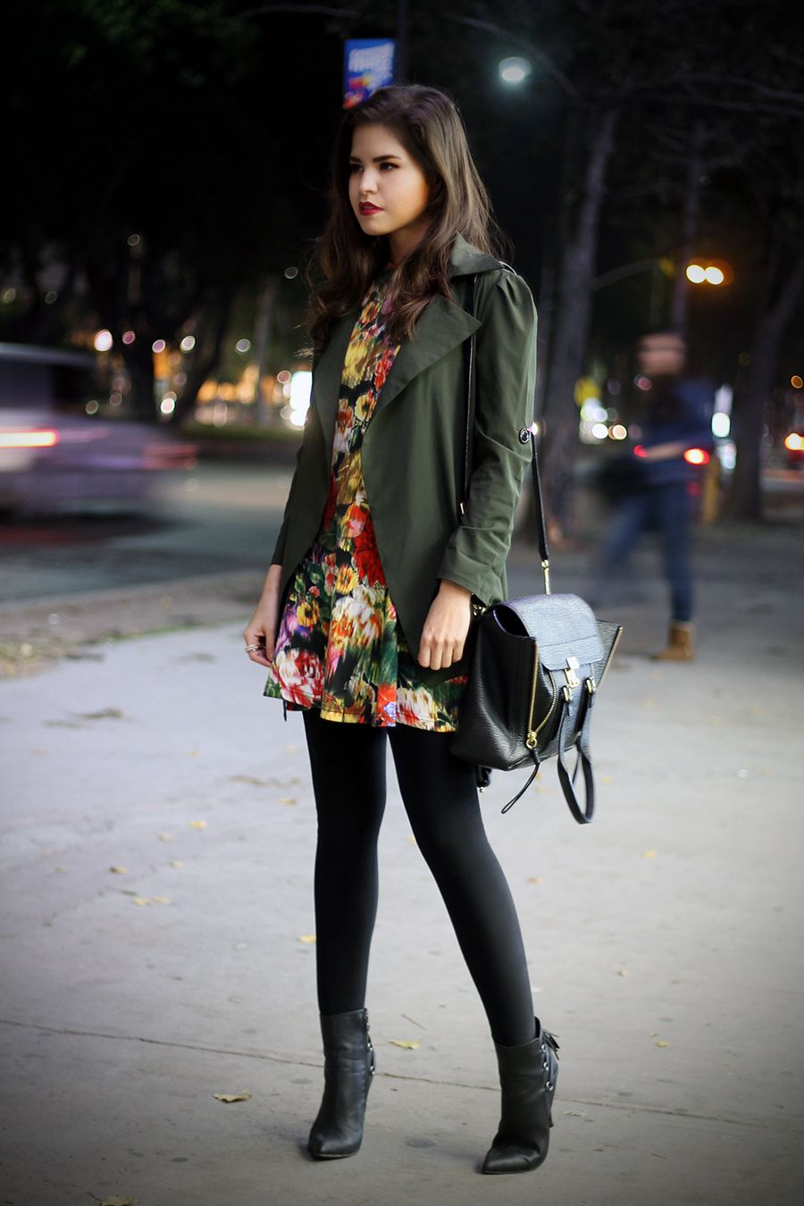 a51a99ebd6 25 Reasons to Forget Seasonal Rules and Wear Florals During Winter ...