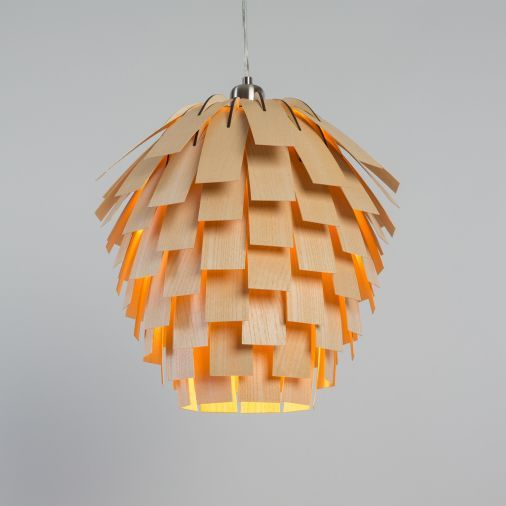 Pendant Lamp Original Design In Wood Scots Light Tom Raffield Small Lamp Shades Painting Lamp Shades Antique Lamp Shades