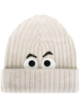 Warm-Me 'Pernille Eyes' beanie