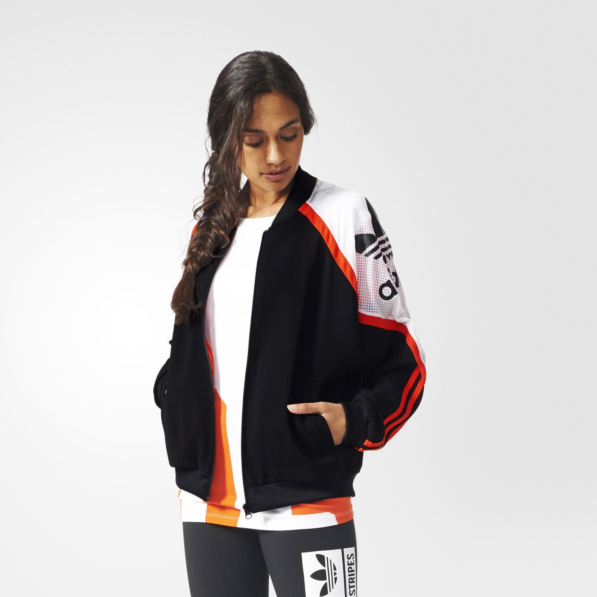 71c547043 adidas - Basketball Track Jacket | shopping list in 2019 | Adidas ...