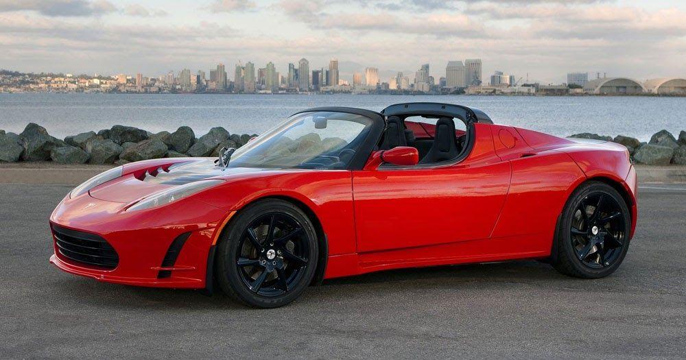 Tesla Begins Retrofitting Of Larger, $29,000 Roadster Battery Option #Electric_Vehicles #Tech