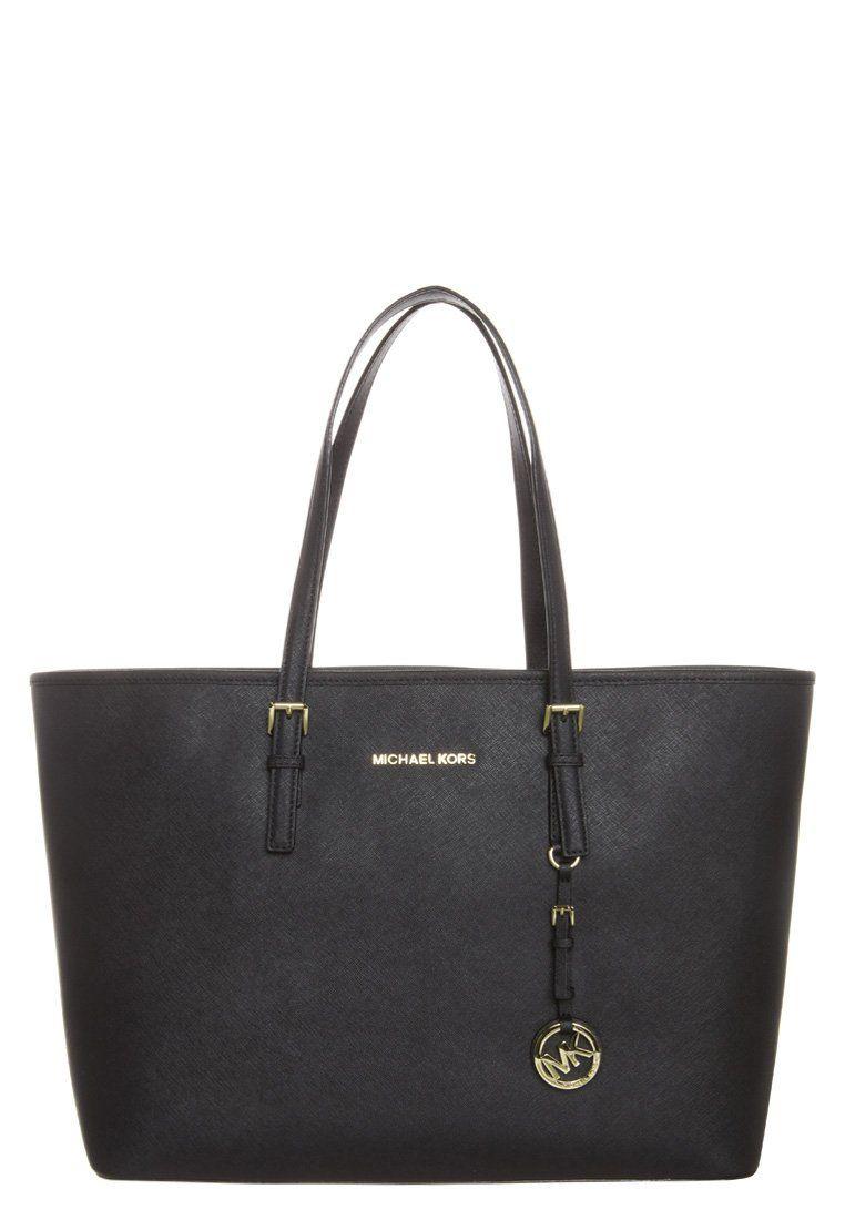 MICHAEL Michael Kors Handbag - black for with free delivery at Zalando ... 0c15983ee