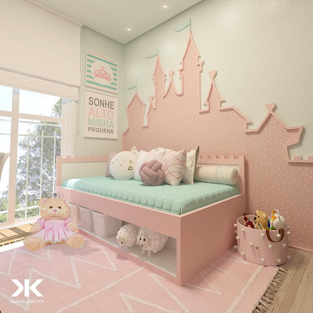 Luxury Princess Bedroom Go To Circu Net And Find The Most Amazing Princess Themed Furniture For K Baby Girl Nursery Room Girl Nursery Room Girl Bedroom Decor