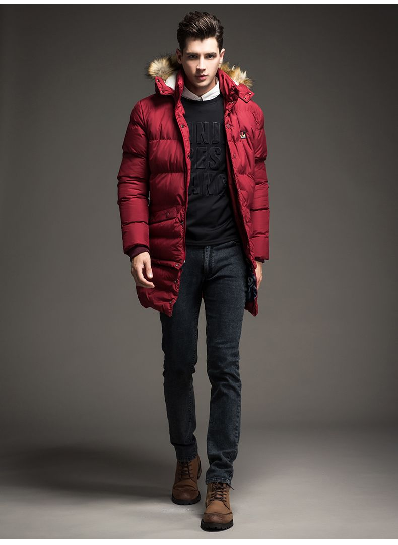72e89d86cd0  taobaofocus  taobao  tmall  korean  mens  parka  jacket  warm  winter  red