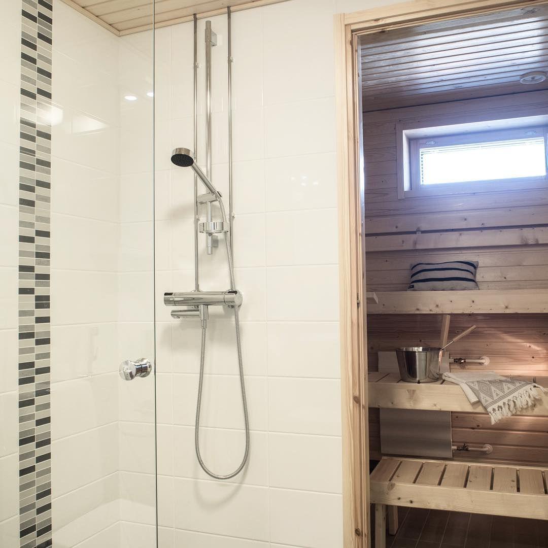 Uusi vuosi, uusi koti ja uusi sauna! Näillä pakkasilla on ihanaa että on oma sauna.  #uusikoti #sauna #pesuhuone #pakkanen #uusiasunto #uusivuosi #uusiasunto #sisustus #sisustusinspiraatio #sisustusidea #inspiraatio #yitrakentaa #yitrakennus #yit #yitkoti