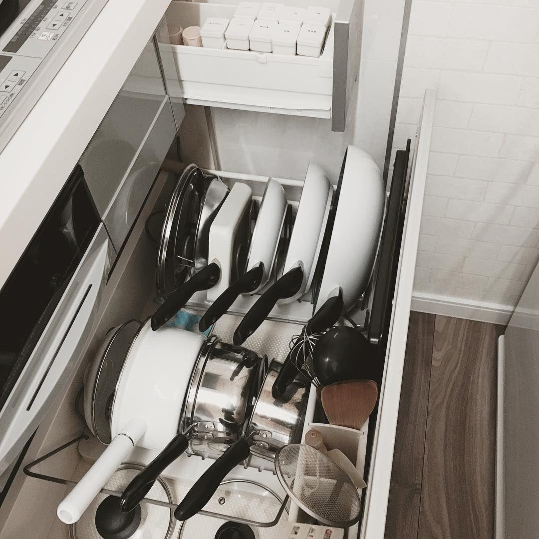 使いやすさが肝なんです キッチン下収納 の技ありアイデア8つ