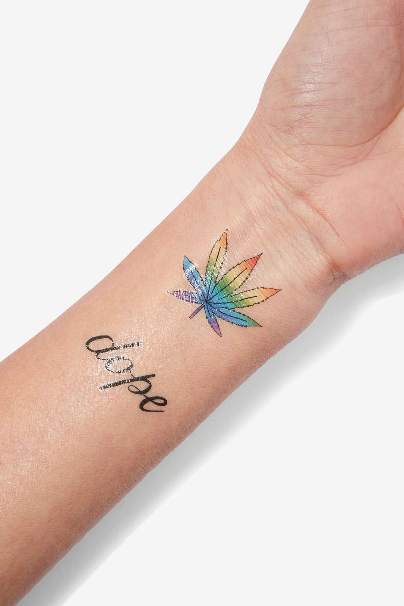 d55b17f4e Inked by Dani Good Vibes Temporary Tattoo Pack | Shop Accessories at Nasty  Gal!