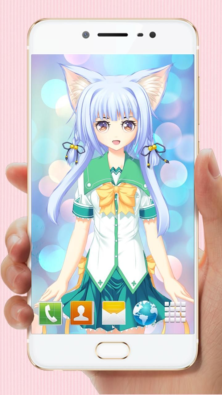 3d Kawaii Anime Live Wallpaper For Android Apk Download Anime Live