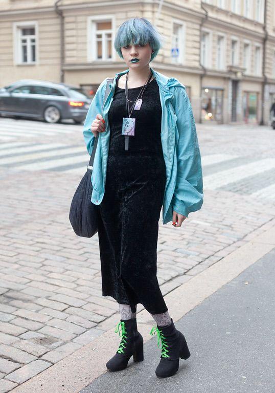 Annika - Hel Looks - Street Style from Helsinki