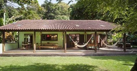 Casas De Campo Sencillas Y Frescas Al Aire Libre Buscar Con Google