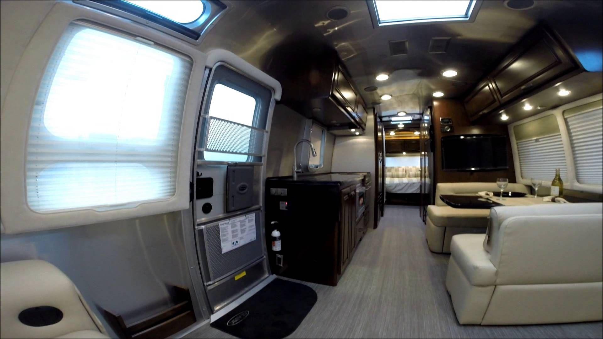 Walk Through 2015 Airstream Classic 30J Travel Trailer For