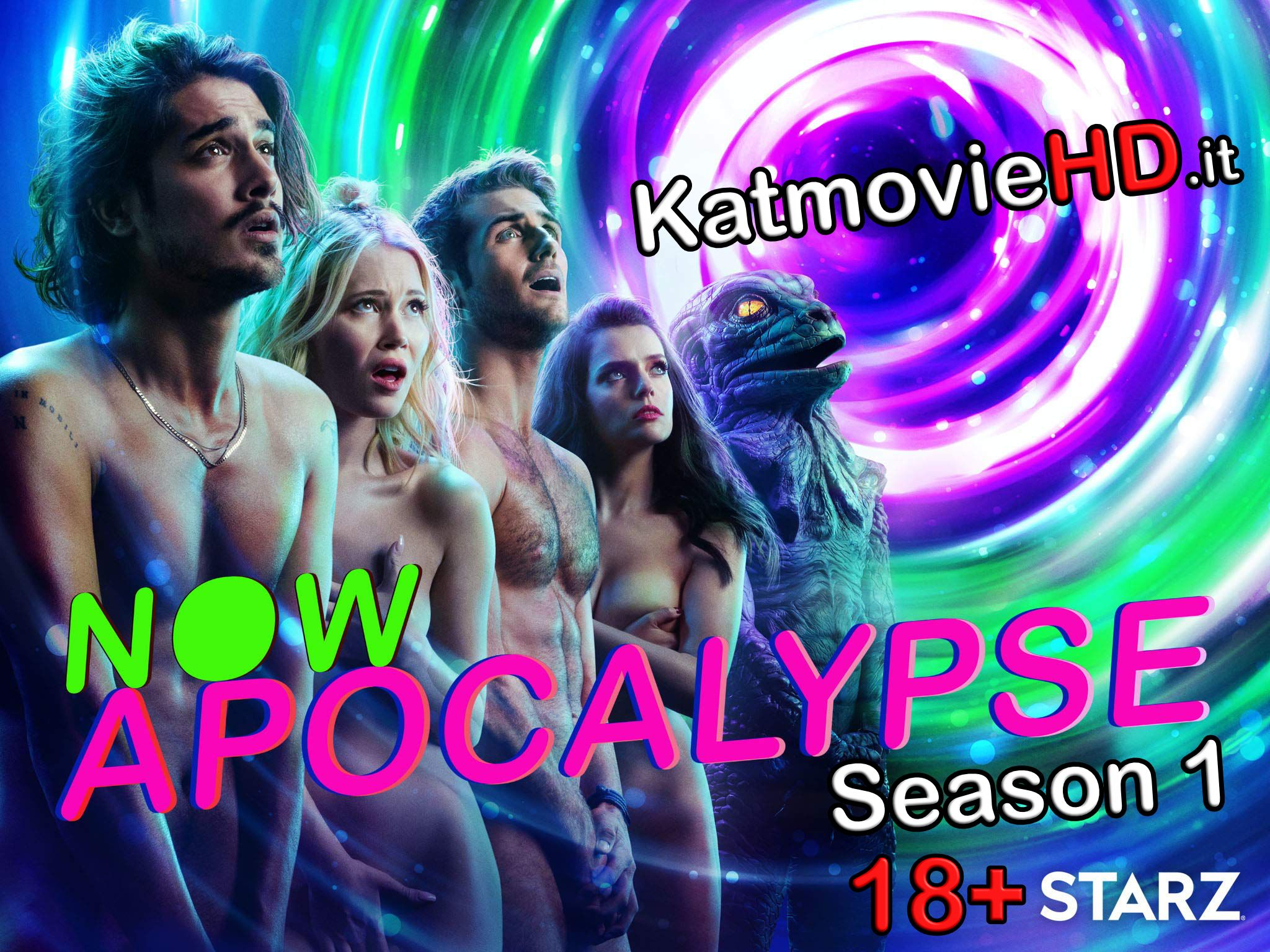 18+] Now Apocalypse S01 Complete 720p HD | (Season 1) All
