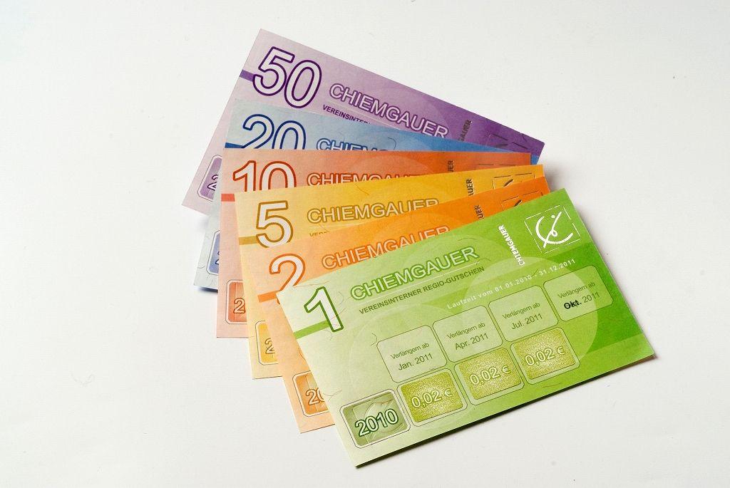 地域通貨が大成功 グローバル時代に「地元回帰」のドイツ - 朝日新聞社(WEBRONZA)