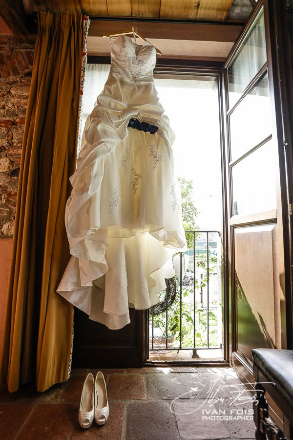 My wedding style - the dress