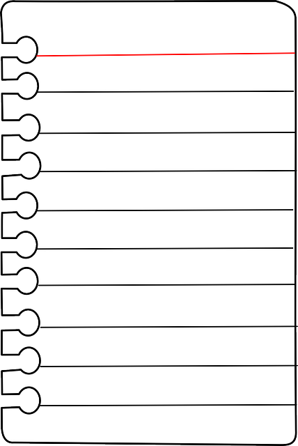 Free Image On Pixabay Message Note Paper Lines Write Notebook Paper Notebook Paper Template Free Clip Art