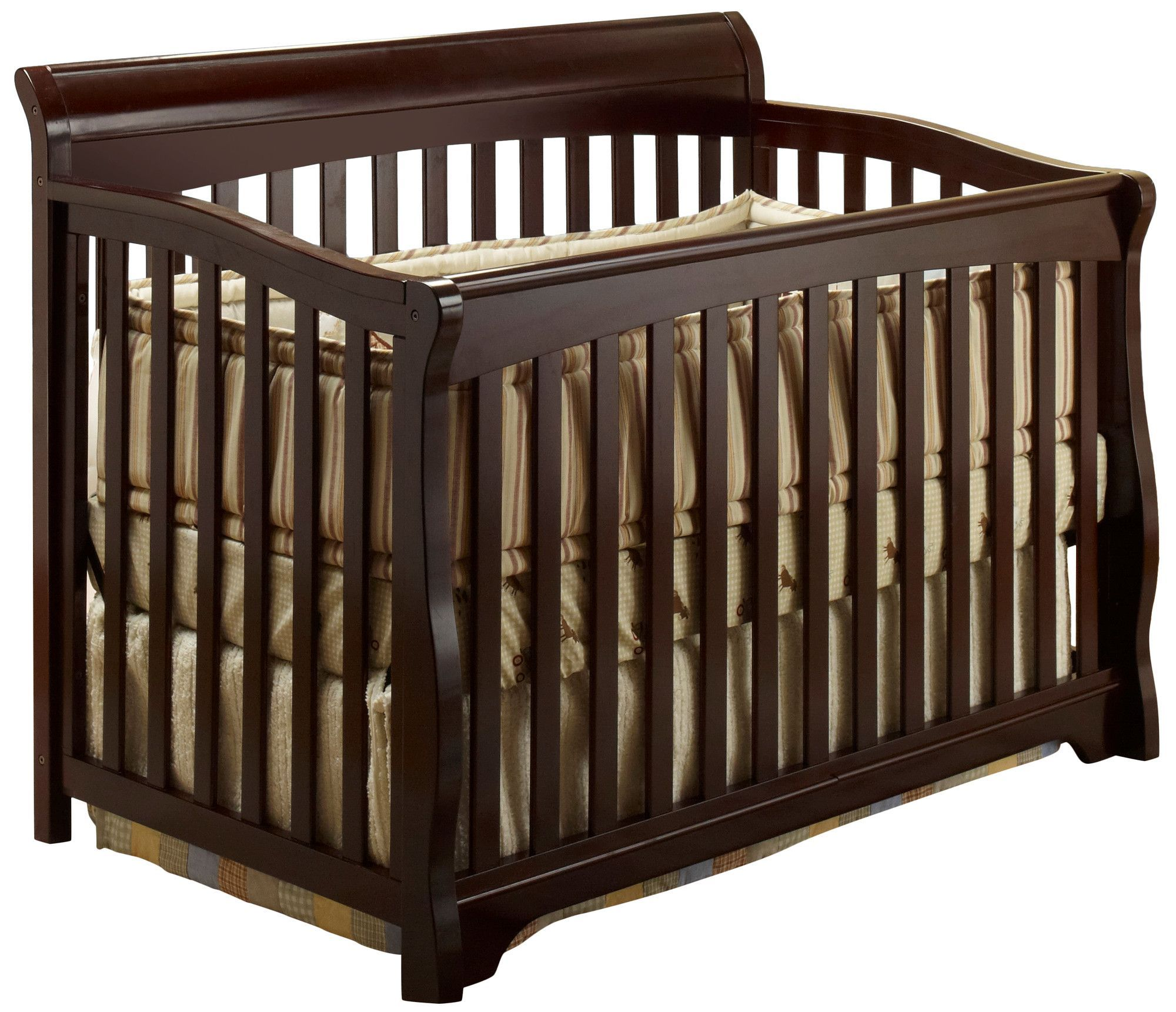 Florence 3 In 1 Convertible Crib Convertible Crib Cribs 4 In 1