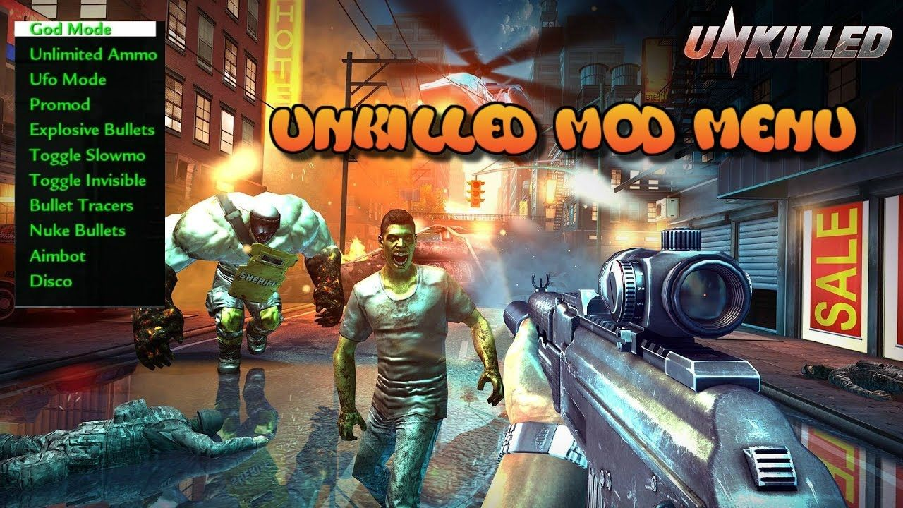 Unkilled : How you can get free Money, Gold and Intel ios/android