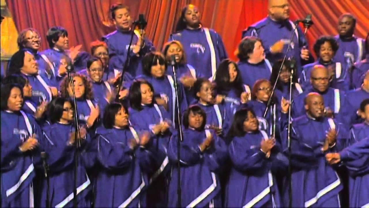 """Chicago Mass Choir / """"I'm Sanctified""""   Gospel song, Choir, Gospel music"""