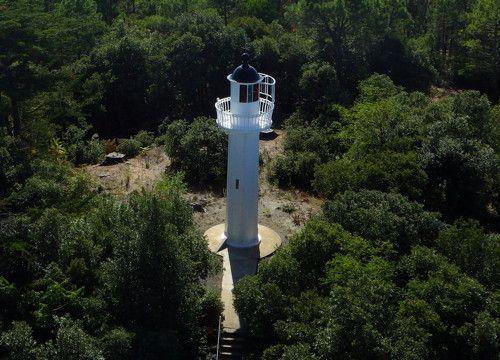 Pointe Notre-Dame-des-Monts Lighthouse