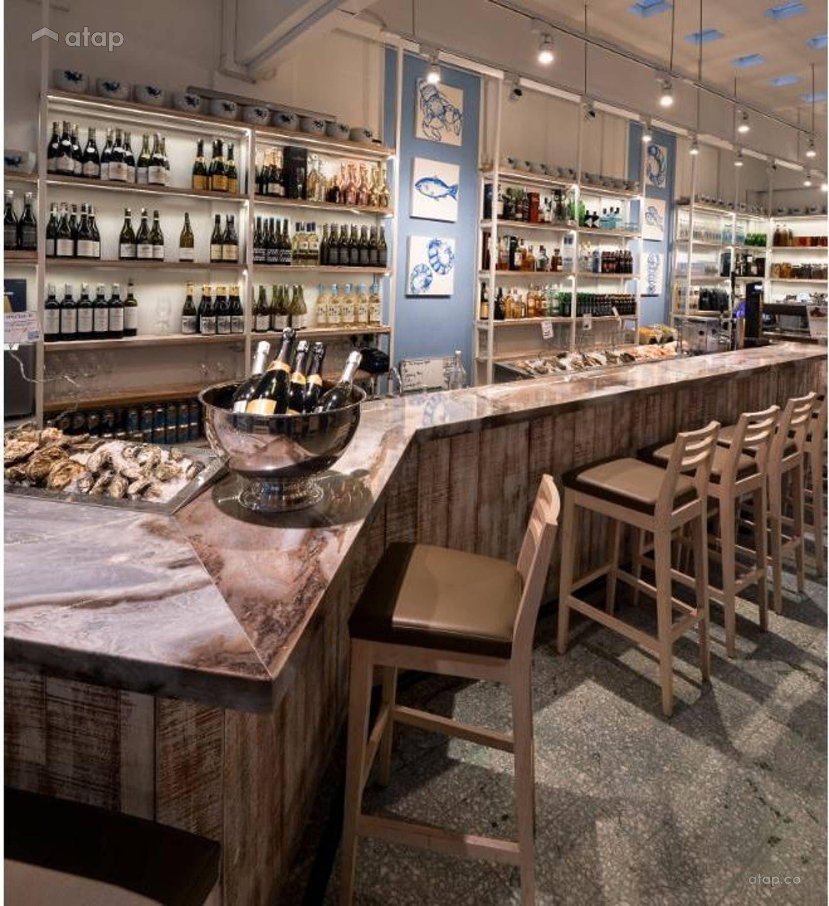 Home Design Ideas Malaysia: Southern Rock Seafood Interior Design Renovation Ideas