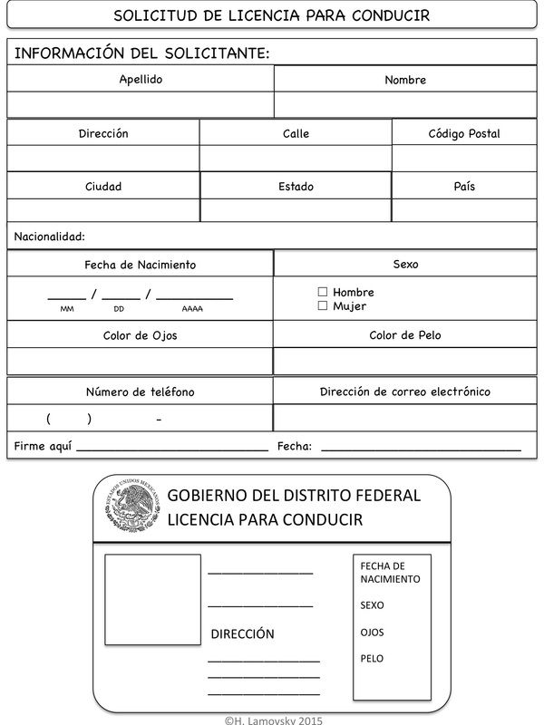 how to fill out an application form on pdf
