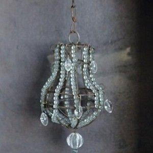 Mini Chandelier | Chandelier Ornament
