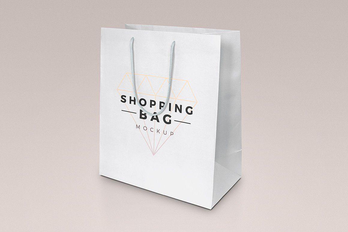 Download Shopping Bag Mockup Bag Mockup Business Logo Business Card Logo