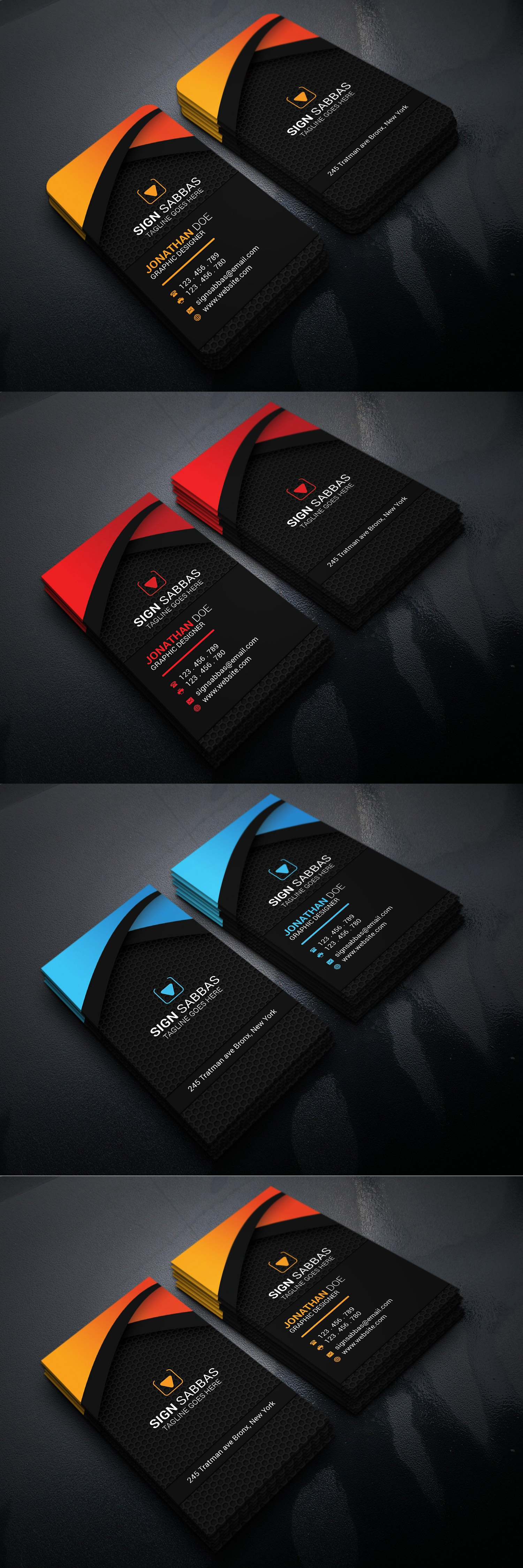 Business card templates psd business card templates pinterest business card templates psd cheaphphosting Choice Image