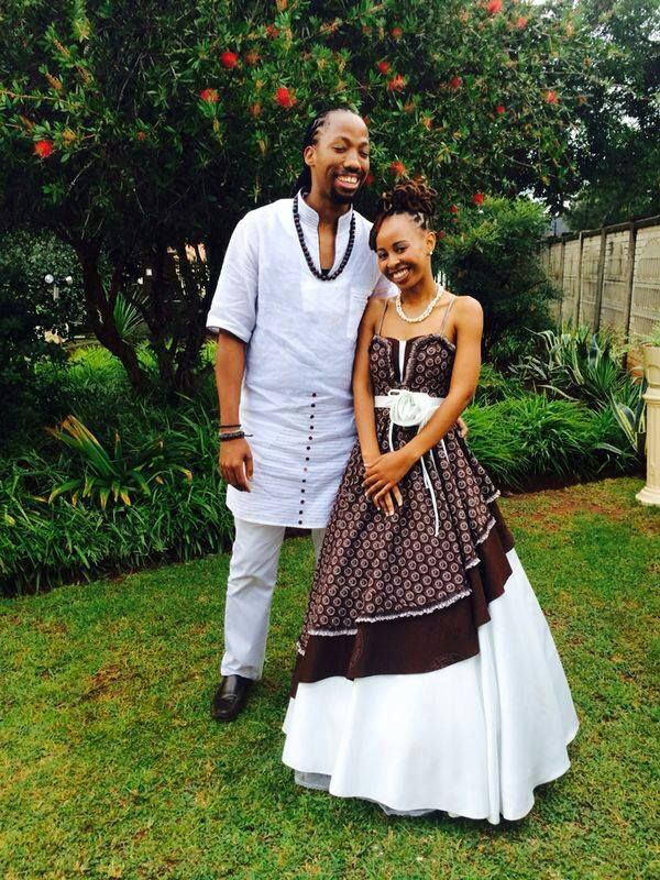 Wedding dress - Bongiwe Walaza | Traditional Wedding Dresses ...