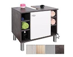 Badezimmer Ideen 2018 Waschbeckenunterschrank In Tollen Farben