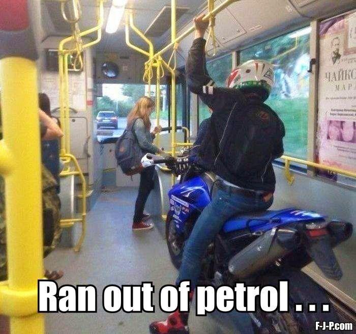funny no petrol motor bike funny sms funny memes bike humor funny no petrol motor bike funny sms