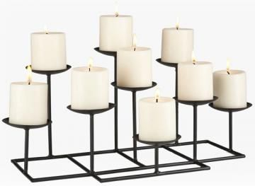 Nine-Candle Candelabra, fireplace candelabra | Item Inspiration ...