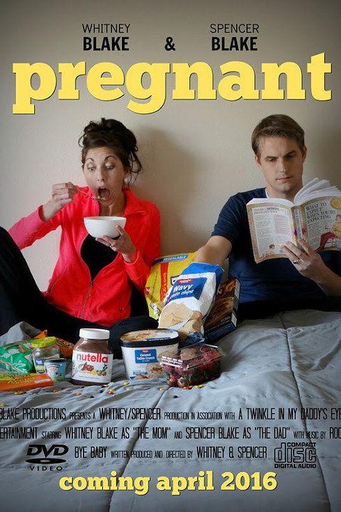 this couple created hilarious photos to announce their infertility