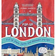 4 cool pop-up London books for kids
