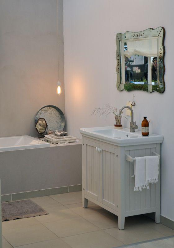 Badkamer ariadne at Home Huis Woonbeurs/StijlIdee   Bathrooms ...