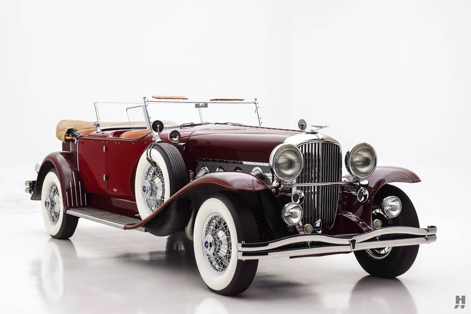 1982 Duesenberg Ii Royalton Dual Cowl Hemmings Motor News With Images Classic Cars Cars For Sale Royalton