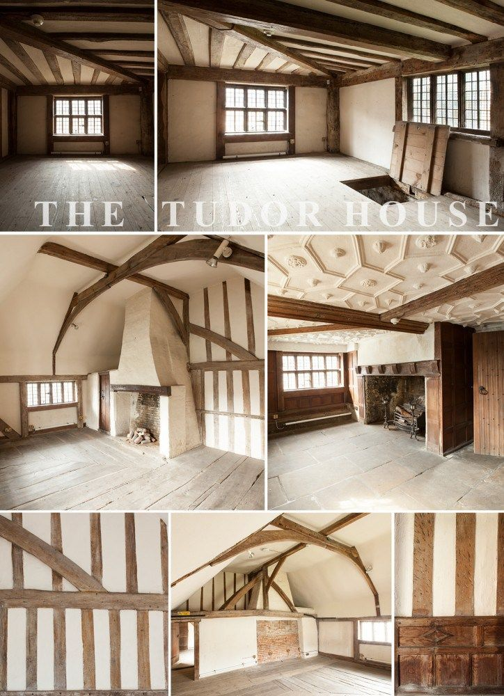 Tudor house fine arts antiques Home and house style Pinterest