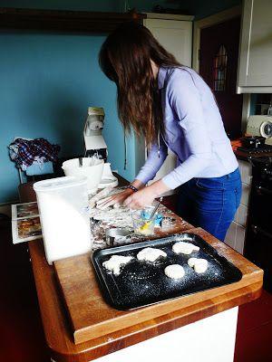 The best 'English Scones' recipe ever!