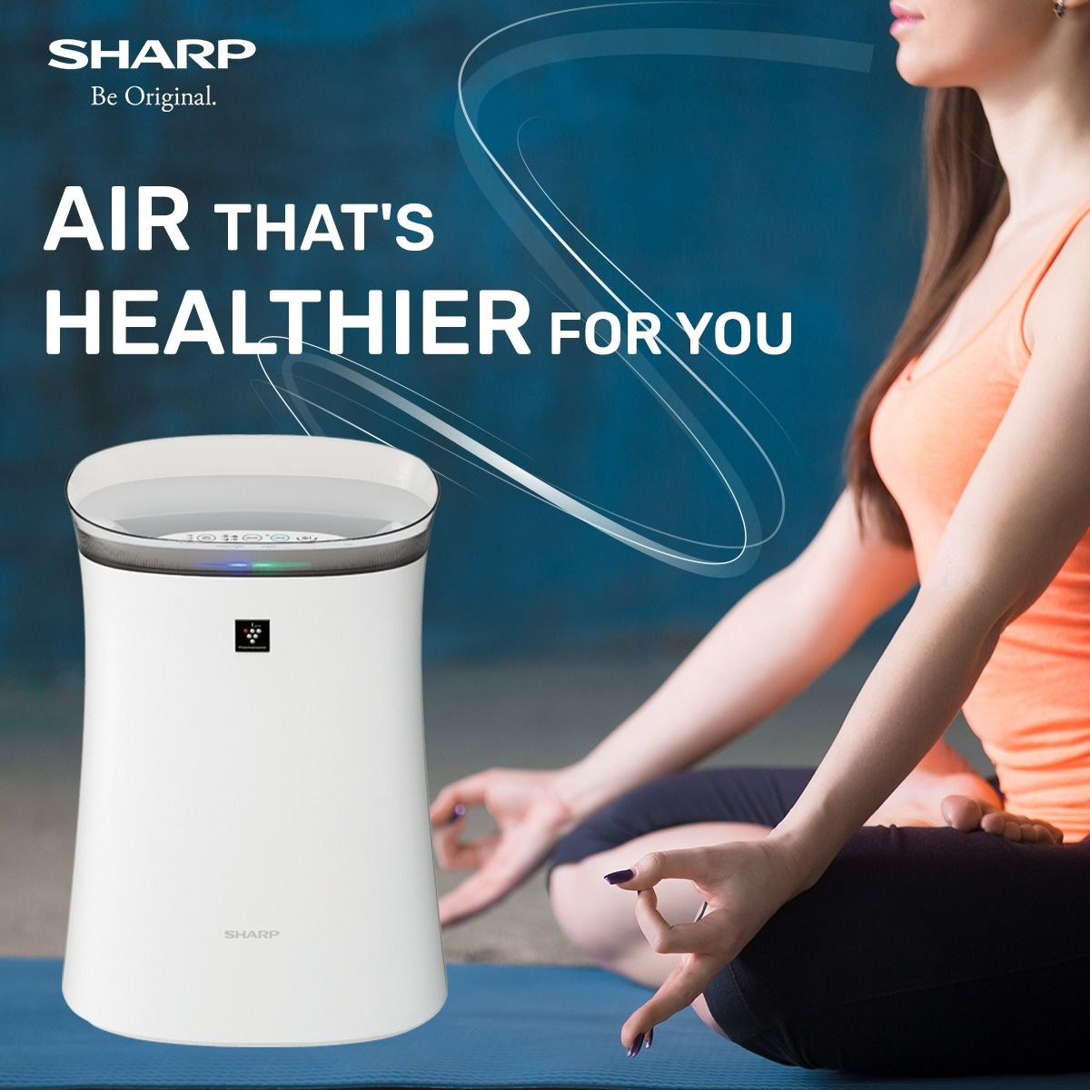 Health Problems Caused By Poor Indoor Air Are Numerous And Deadly In Many Cases The Worst Affect Sharp Air Purifier Filter Air Purifier Best Home Air Purifier
