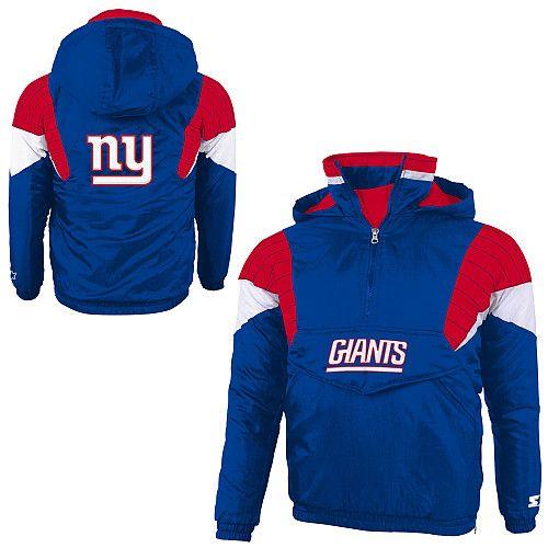 official photos c013c d7b6d STARTER Youth New York Giants Breakaway Starter® Jacket ...