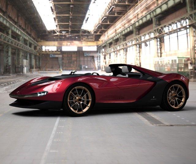 Pininfarina Concept Car