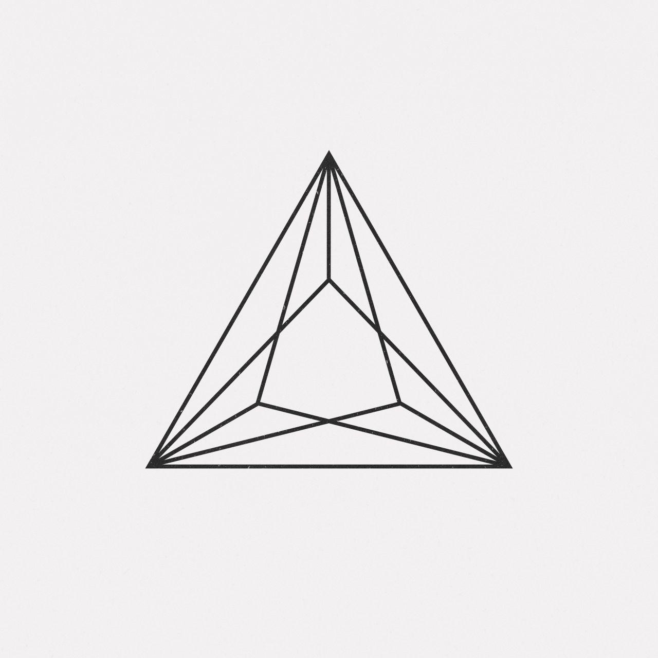 "dailyminimal: "" #DE15-429 A new geometric design every day"
