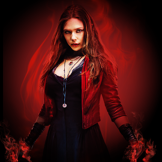 Wanda Maximoff On Tumblr Scarlet Witch Marvel Scarlet Witch Elizabeth Olsen Scarlet Witch
