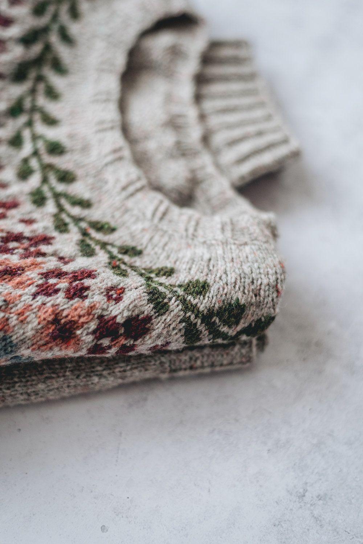 Photo of Der Birkin-Pullover – gelblich