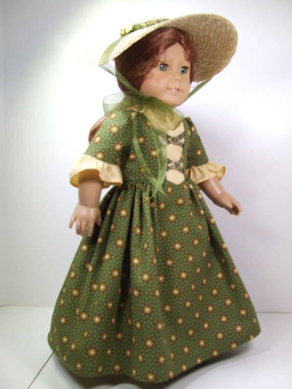Day Dress for Felicity | AG 1600-1700s (Felicity, Elizabeth) | Pinterest