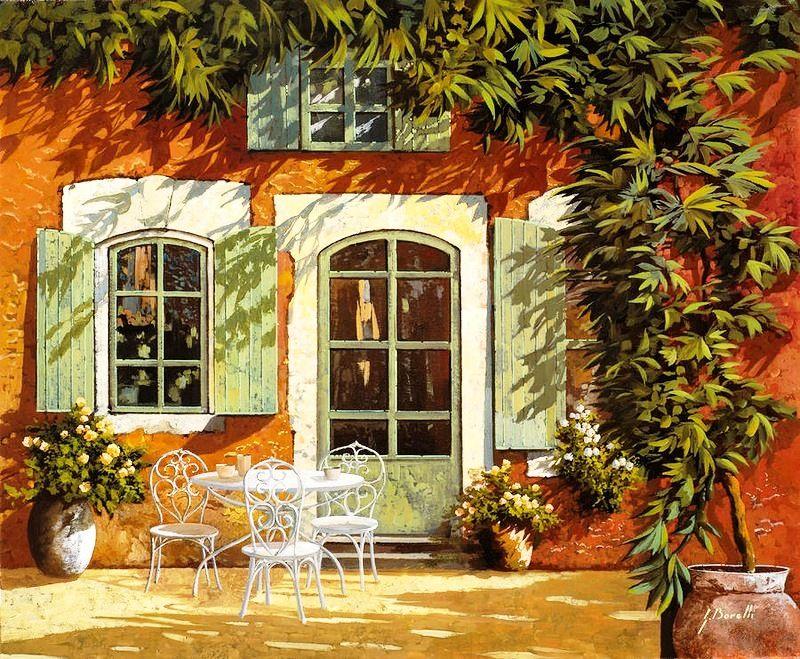 Guido Borelli | Двери. Балконы (АРТ) | Pinterest