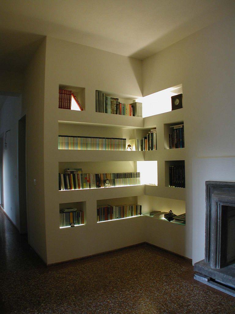 Libreria Cartongesso E Vetro gamgam20025 (with images)   home, home decor furniture